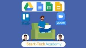 Tools for Working From Home – Google Apps, Trello & Zoom