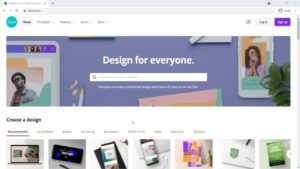 Canva Graphics Design Course   Learn and Earn Online